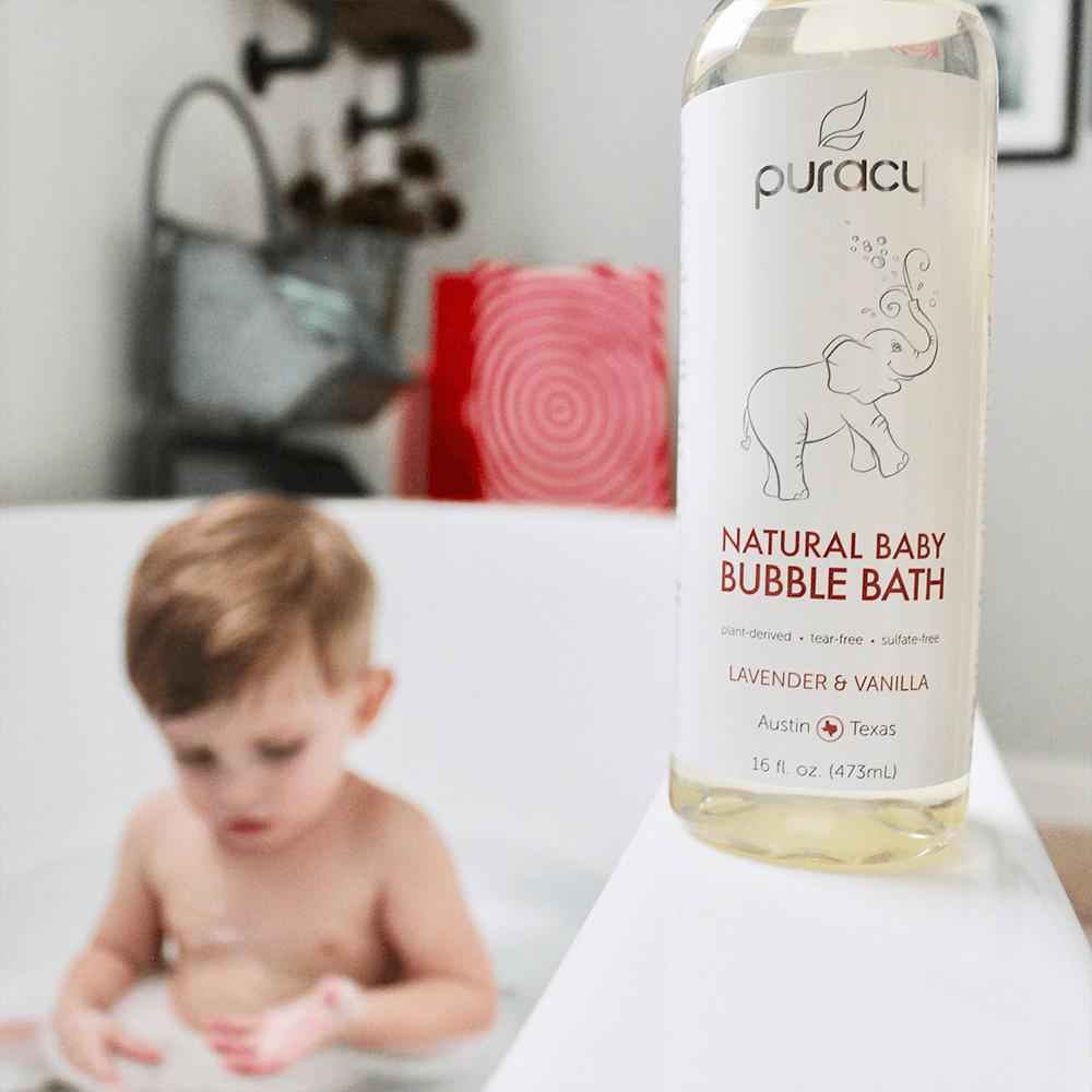 Puracy Natural Bubble Bath