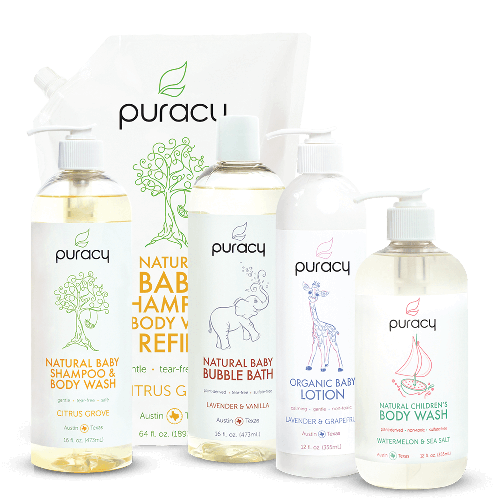 Puracy Baby Care Box