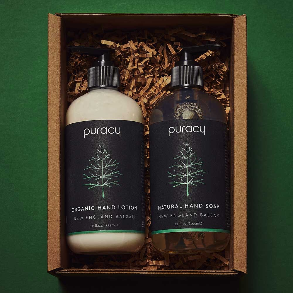 Puracy Limited Edition New England Balsam Box